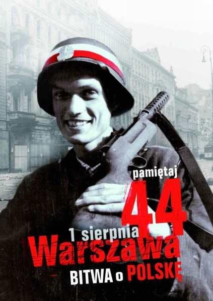 1 Sierpnia bitwa o Polskę