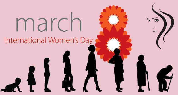 8 Marca Dzień Wszystkich Kobiet - Gify i obrazki na ...