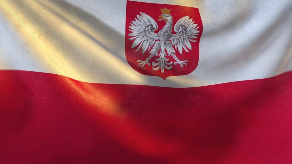 Flaga Polska I Orzeł Na Białym Tle Gify I Obrazki Na Animowane Gifypl
