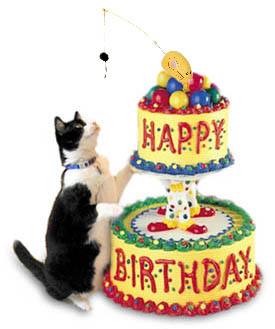 Image result for wishing you happy birthday gif